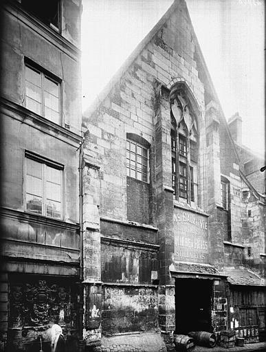 Église Sainte-Croix-des-Pelletiers (ancienne)