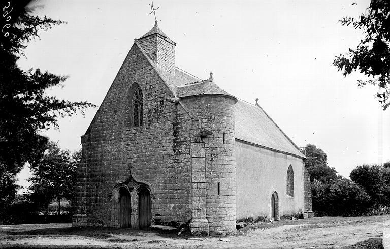 Chapelle Saint-Vincent à Saint-Doué