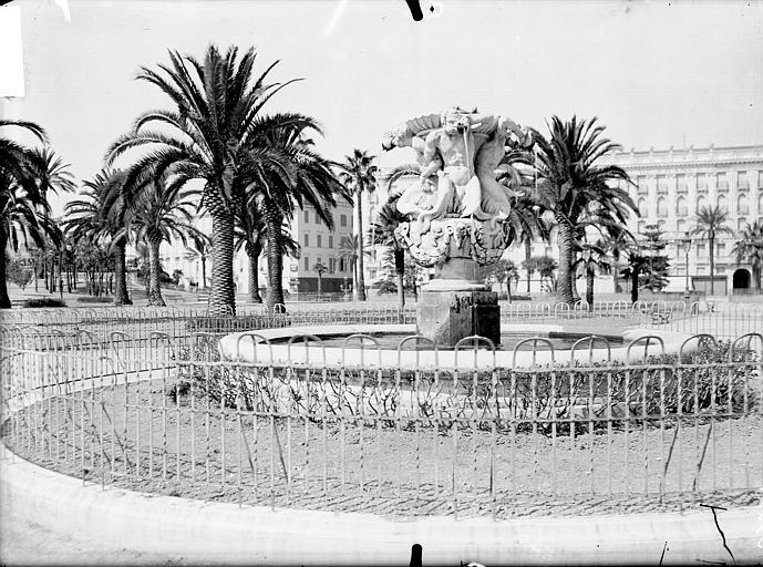 Fontaine des Phocéens dite des Tritons