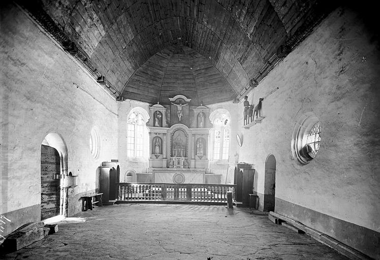 Chapelle Notre-Dame-de-Légevin