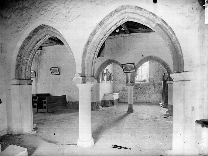 Chapelle de Locmaria-er-Hoët