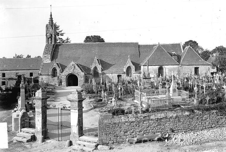 Eglise paroissiale Saint-Mélaine