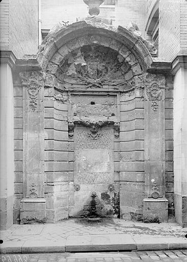 Fontaine Saint-Candé