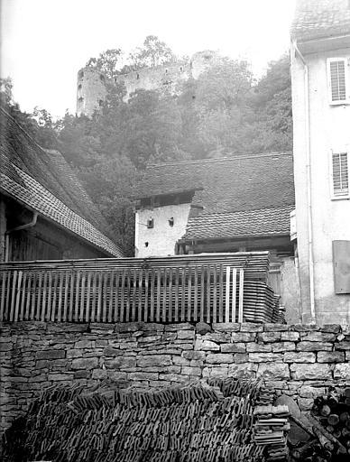 Château fort de Ferrette