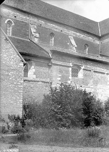 Eglise, partie latérale