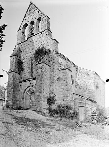 Eglise paroissiale Saint-Maureil
