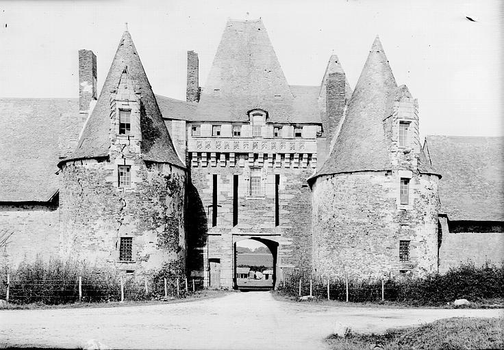 Château de la Motte-Glain
