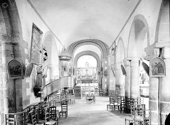 Eglise paroissiale Saint-Beheau
