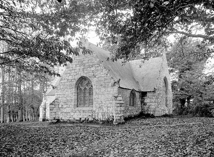 Chapelle de Saint-Cado ou Saint-Cadou