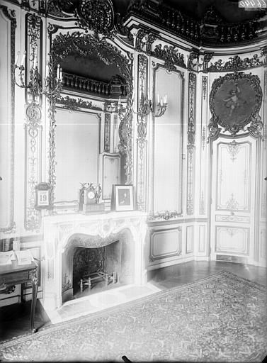 Salon au premier étage