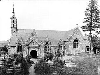 Eglise Saint-Edern