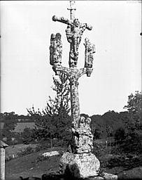 Chapelle Saint-Barbe ; Calvaire