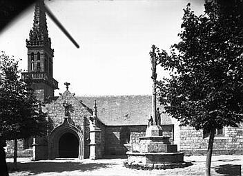Eglise paroissiale Saint-Jérôme (Cast)