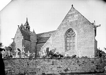 Eglise Saint-Quémeau de Locquémeau