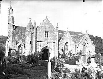 Eglise Saint-Yvi de Loguivy