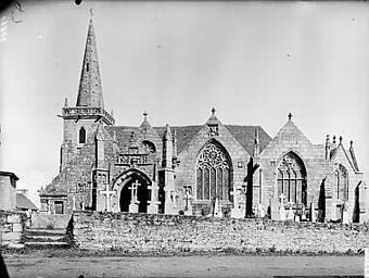 Eglise Notre-Dame et cimetière