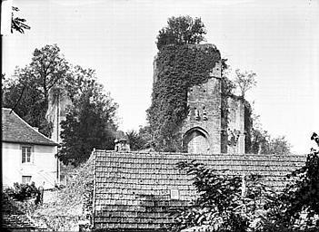 Château (restes)