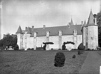 Château d'Epinay (ancien château de la Rivière)