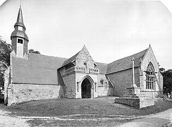Chapelle de Kermaria-an'Isquit