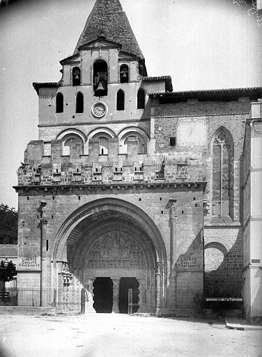 Ancienne abbaye de Moissac