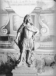 Statuette : Louis XIV