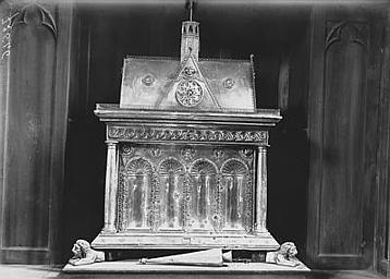 Châsse de saint Grégoire