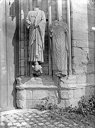 Eglise de l'ancienne abbaye, actuellement basilique Notre-Dame-de-Bonne-Garde