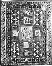 Manuscrit : Evangéliaire de Morienval