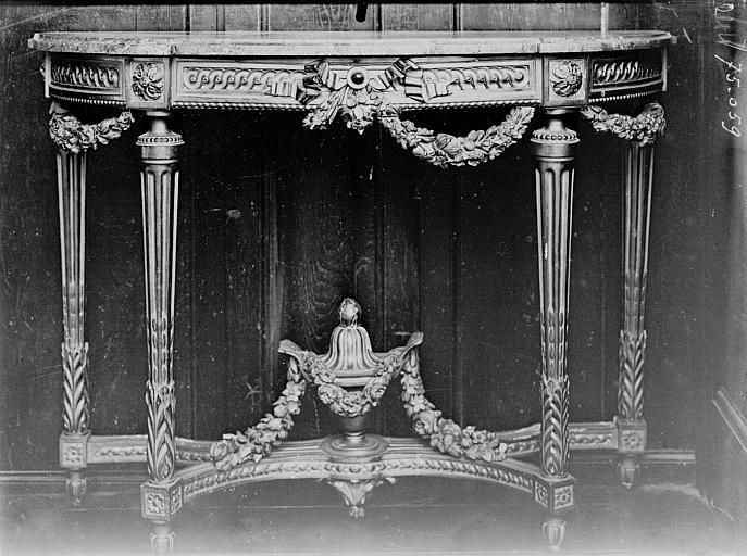Console Louis XVI