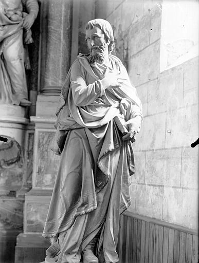 Statue de saint Joachim