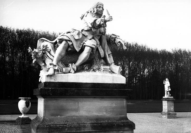 Statue de Molière