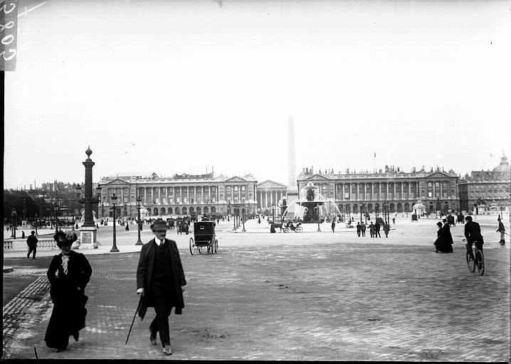 Place de la Concorde;Place Louis XV (ancienne)