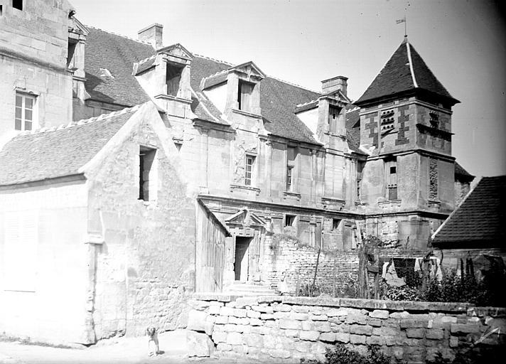 Abbaye Saint-Nicolas (ancienne)