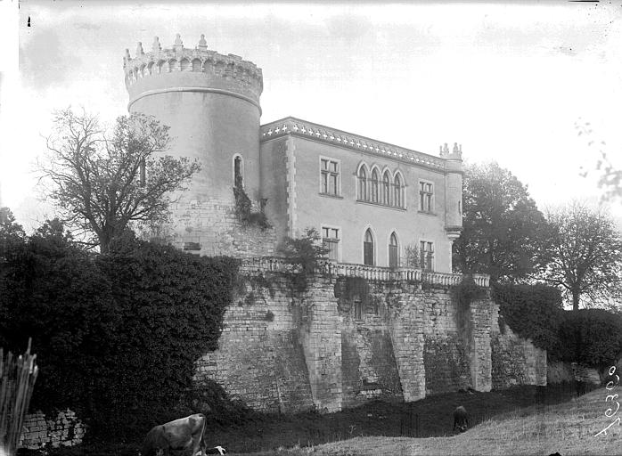 Abbaye (ruine)