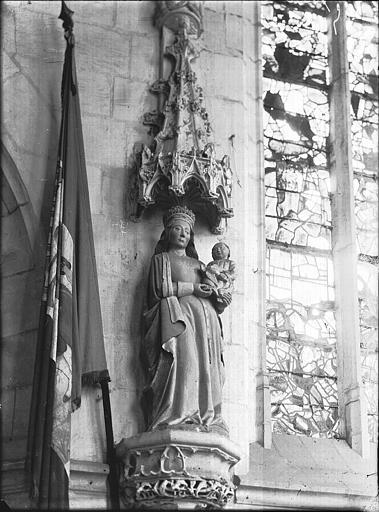 Choeur, Vierge et l'Enfant