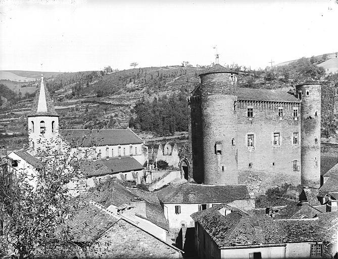 Château;Eglise