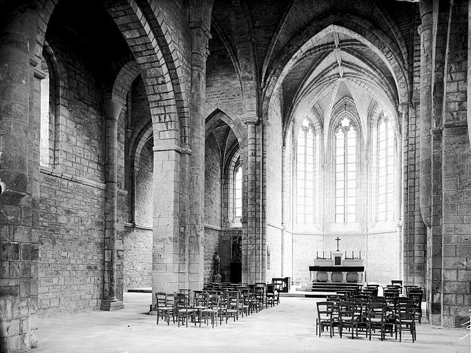 Eglise, choeur