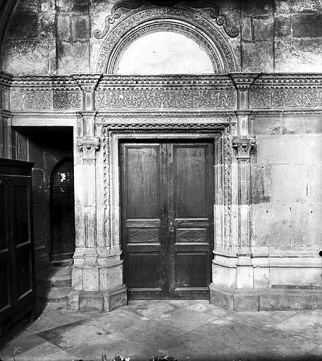 Porche, portail