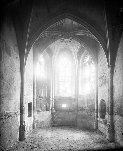 Petit cloître, chapelle