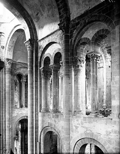 Triforium, galerie