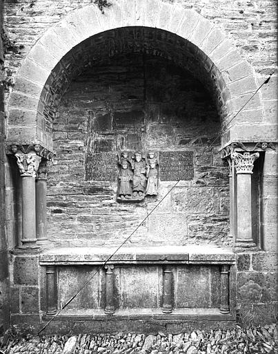 Tombeau de l'abbé Bégon