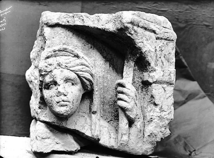 Stèle, fragment