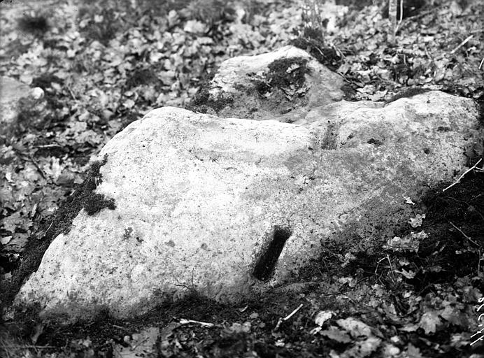 Fouilles exécutées par l'abbé Philippe