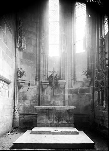 Eglise, sanctuaire