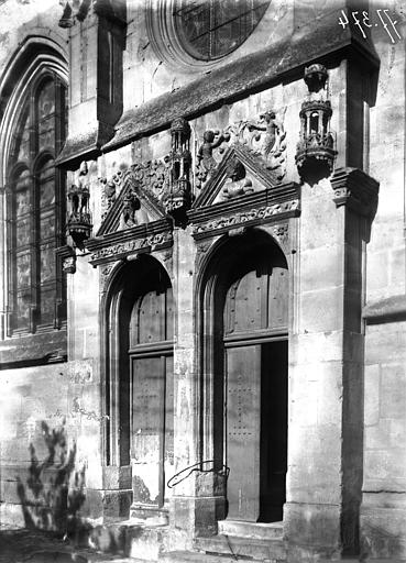 Portail de Gaston de Foix