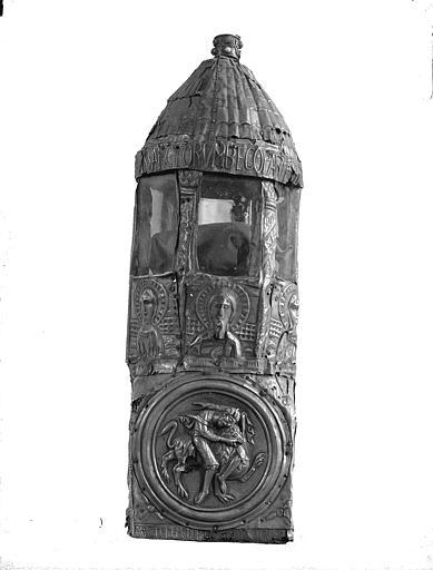 Trésor, reliquaire dit lanterne de saint-Vincent