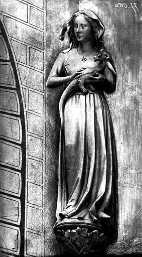 Statue d'Eve (moulage)