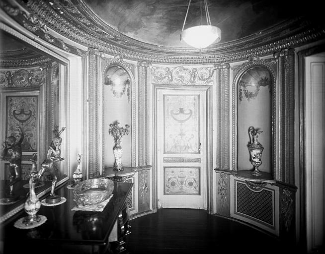 Troisième étage, boudoir