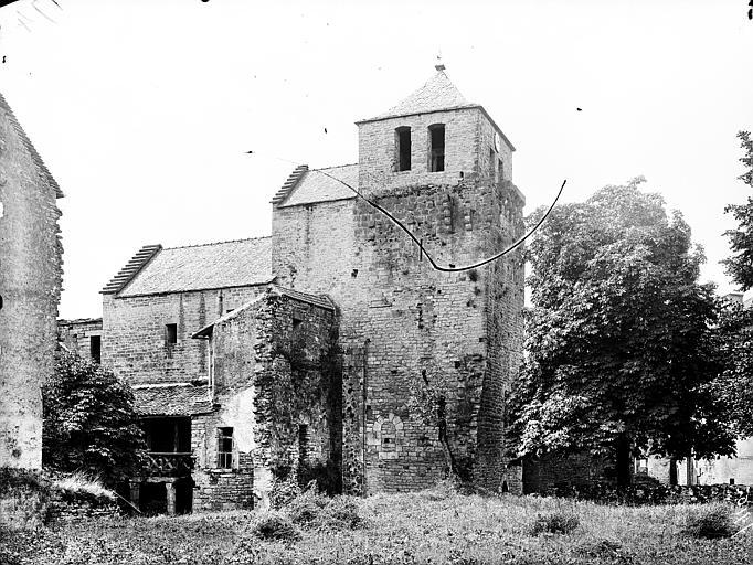 Ancienne chapelle des Templiers