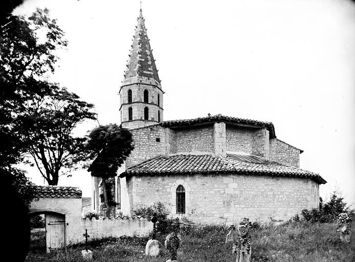 Eglise de Lincargue
